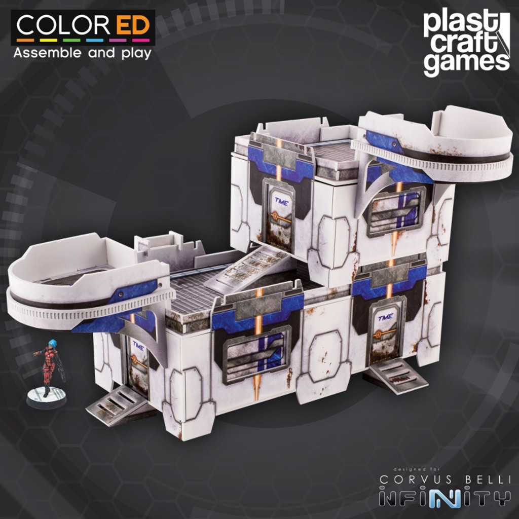 Plast Craft ColorEd Modular Building Set