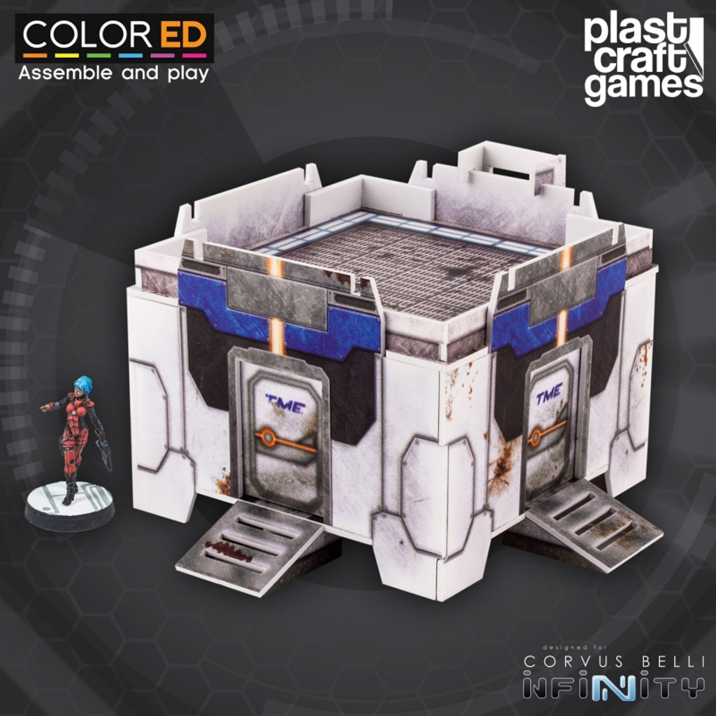 Plast Craft ColorEd Simple Module - 2 Doors
