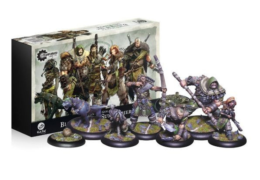 Guild Ball The Hunters Guild Blessed of the Sun