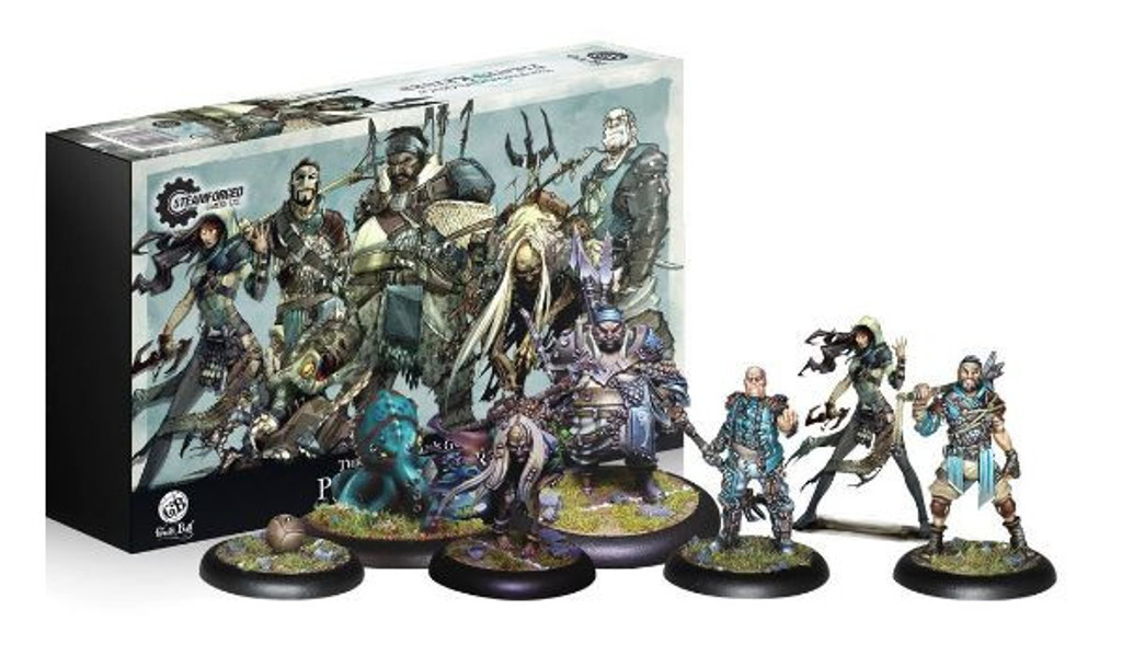 Guild Ball The Fishermans Guild Pirates Return