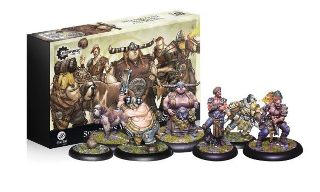 Guild Ball The Brewers Guild Sing When You're Winning