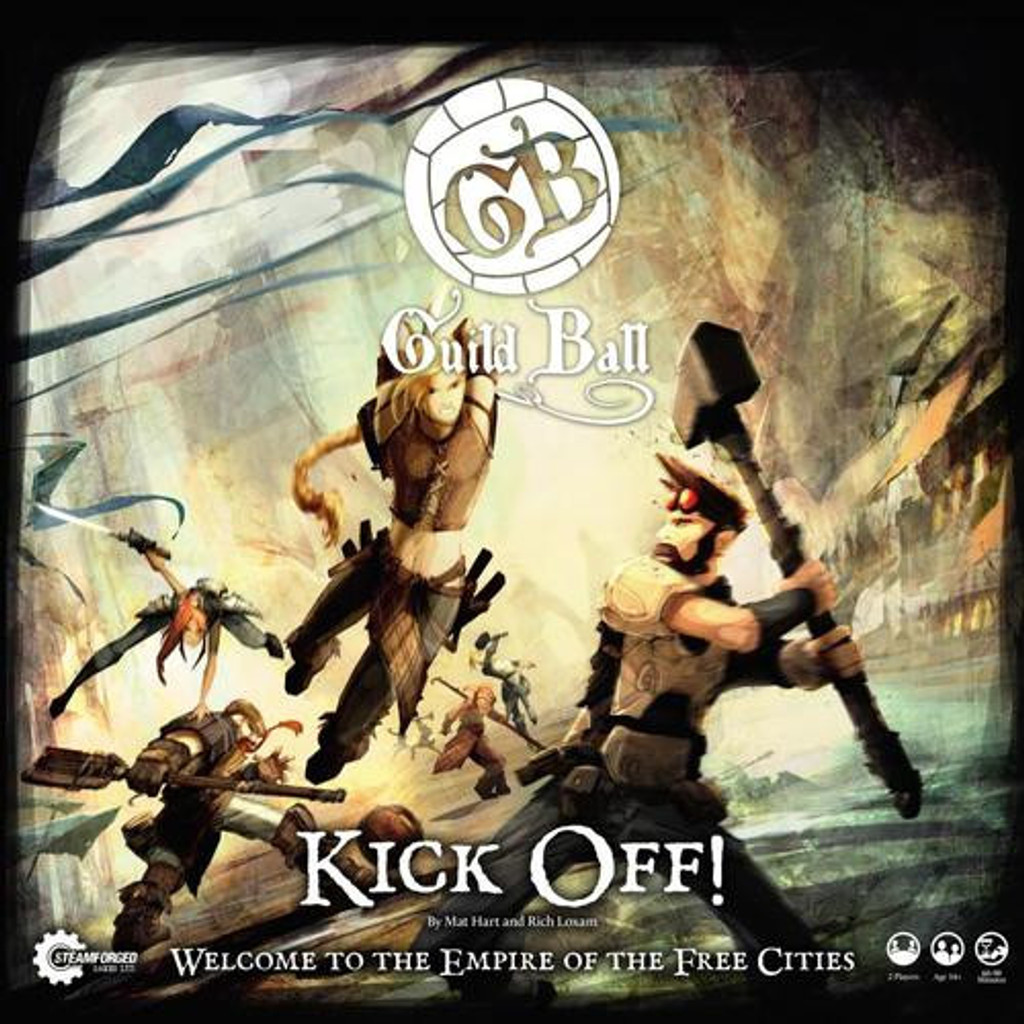 Guild Ball Kick Off