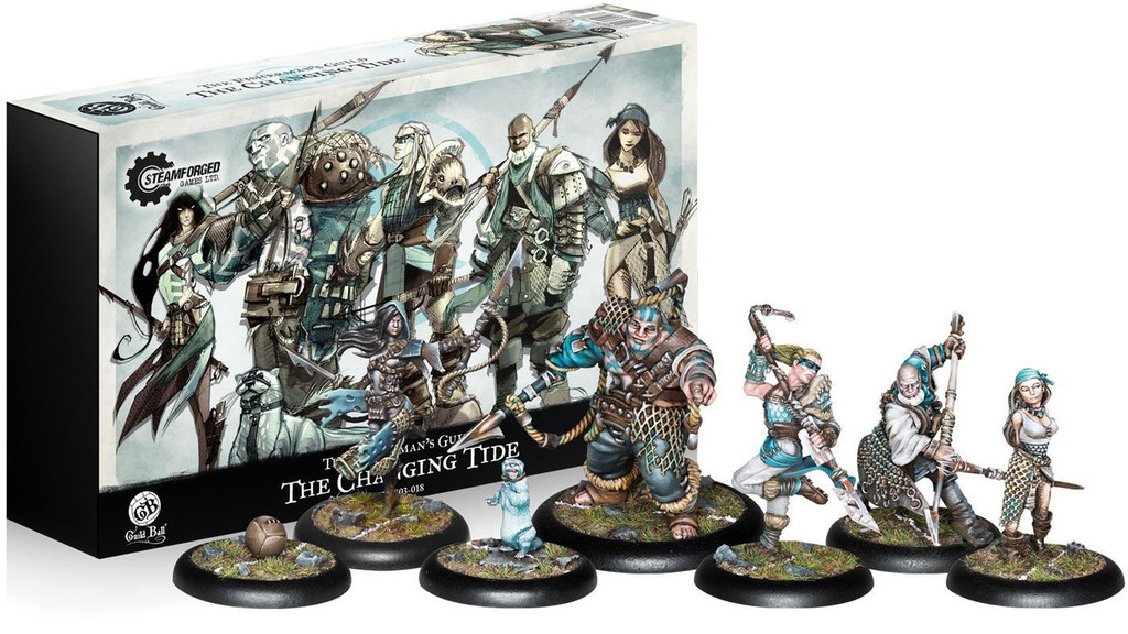 Guild Ball The Fishermans Guild The Changing Tide