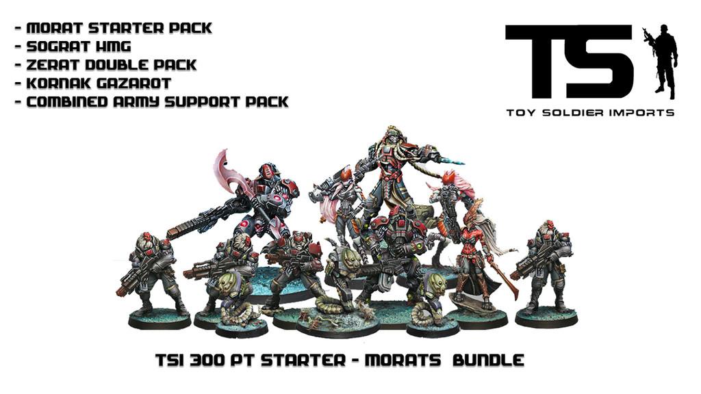 TSI 300pt Starter - Morat Aggression Force