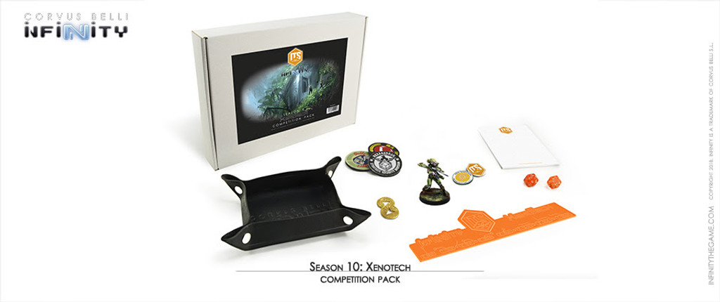 COMPETITION PACK ITS SEASON 10
