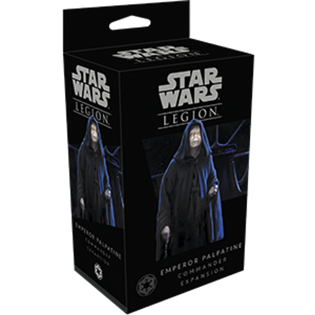 (PREORDER) Star Wars Legion Emperor Palpatine (OCT)