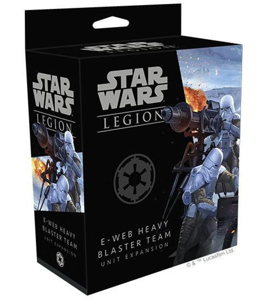 Star Wars Legion E-Web Heavy Blaster Team Unit Expansion