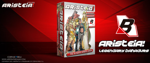 Aristeia! - LEGENDARY BAHADURS