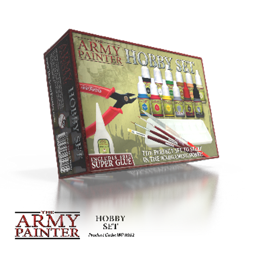 Warpaints: Army Painter Hobby Set