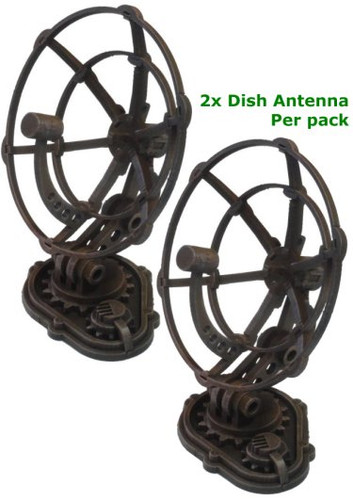 Dish Antennae