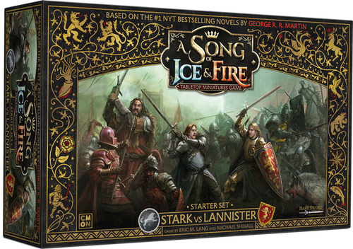 A Song of Ice and Fire Tabletop Miniatures Game
