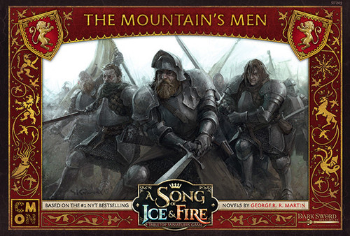A Song of Ice and Fire Lannister Mountain Men