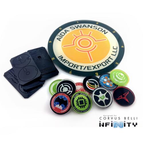 Warsenal - ITS X Tournament Prize Pack (20 player)