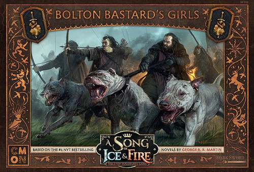 A Song of Ice and Fire Bolton Bastard's Girls