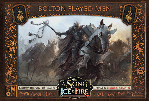 A Song of Ice and Fire Bolton Flayed Men
