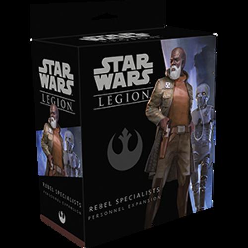 Star Wars Legion Rebel Specialists