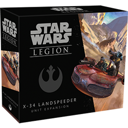 Star Wars Legion X 34 Landspeeder Unit Expansion