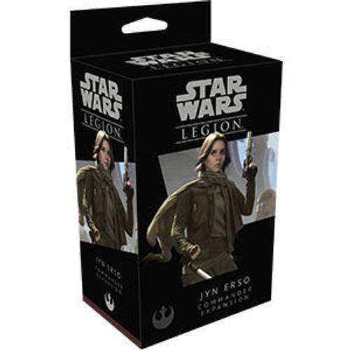 Star Wars Legion Jyn Erso Commander
