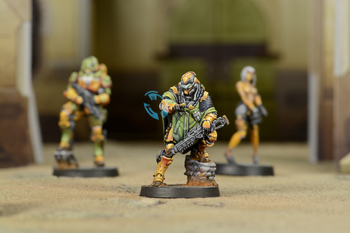 Zhēnchá, Armored Reconnaissance Regiment (Hacker)