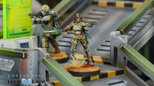 Namurr Active Response Unit (Heavy Pistol