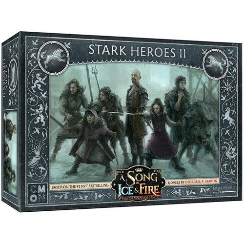A Song of Ice and Fire Stark Heroes 2
