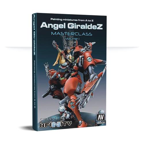 ÁNGEL GIRÁLDEZ MASTERCLASS VOL. 1 (REPRINT)