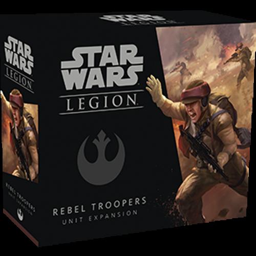 Star Wars Legion Rebel Troopers Expansion