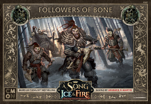A Song of Ice and Fire Free Folk Followers of Bone