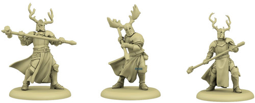 A Song of Ice and Fire Baratheton Stag Knights