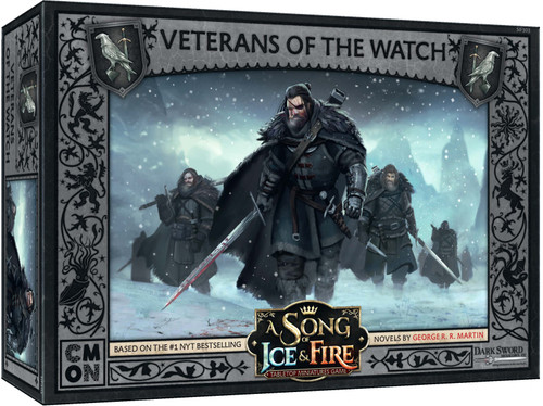 A Song of Ice and Fire The Veterans of the Watch