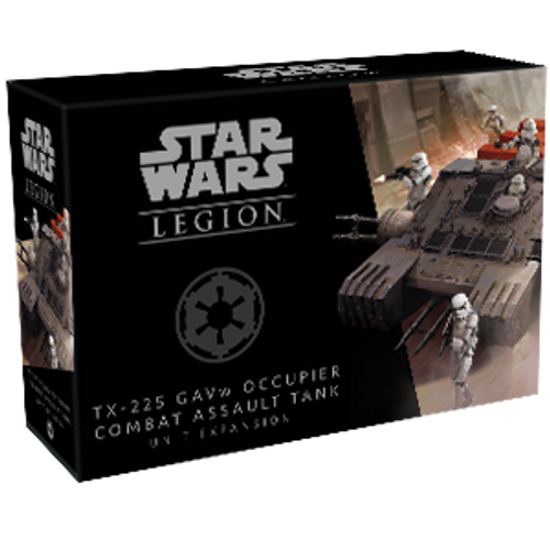 Star Wars Legion Occupier Combat Assault Tank Unit Expansion