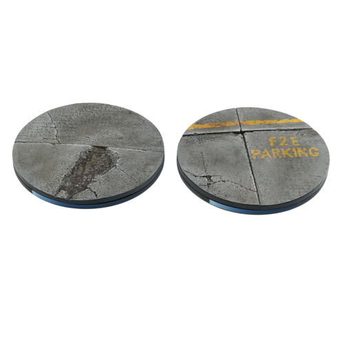 Dropbear Workshop 55mm Concrete Base Set