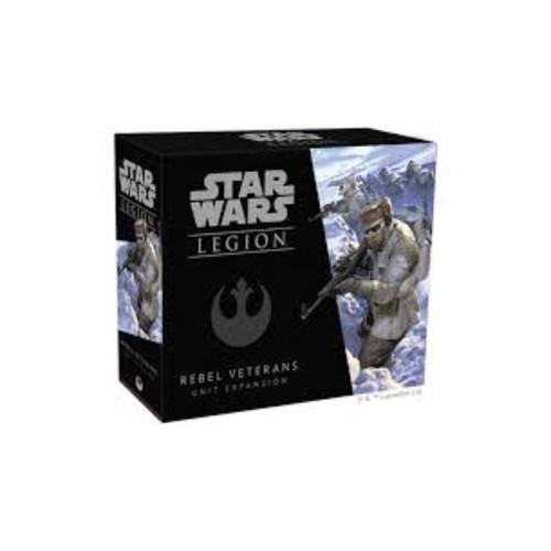 Star Wars Legion  Rebel Veterans Unit