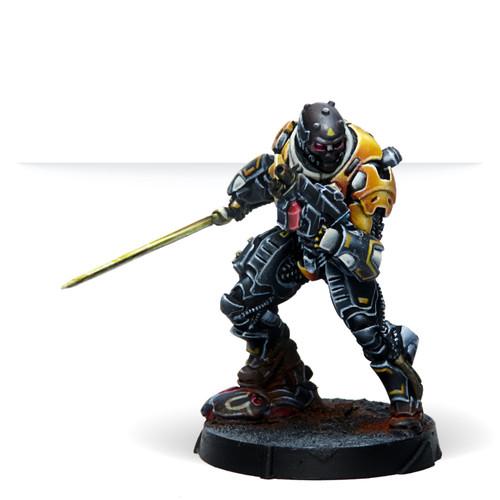 Húláng Shocktroopers (Combi Rifle + Light FT)