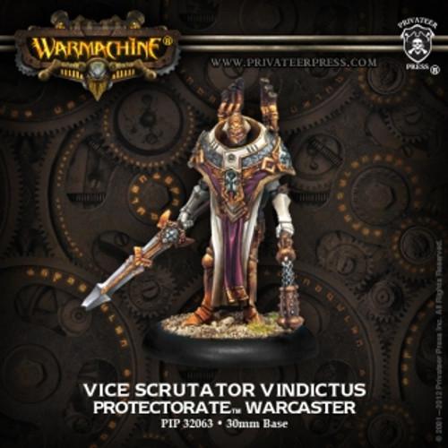 Menoth Vice Scrutator Vindictus