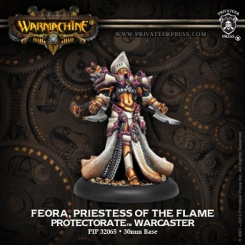 Menoth Feora, Priestess of the Flame