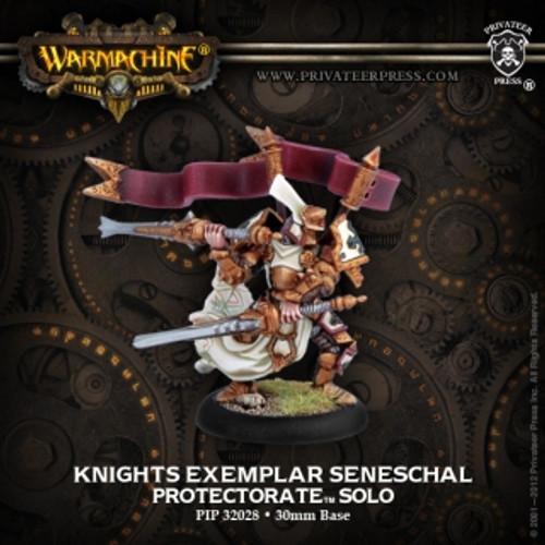Menoth Knights Exemplar Seneschal