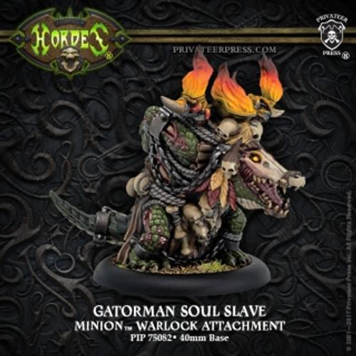 Minions Gatorman Soul Slave