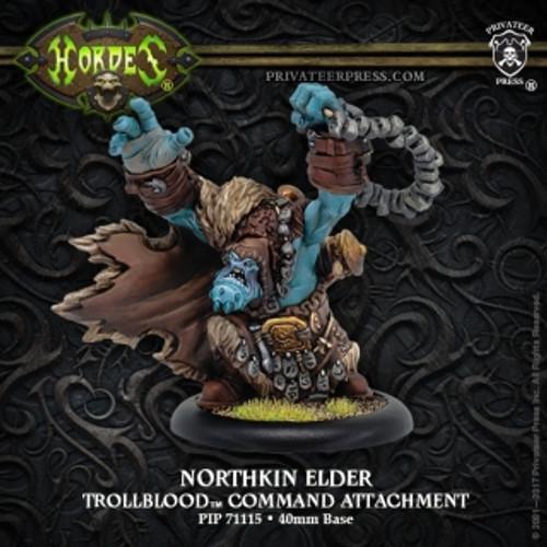 Trollbloods Northkin Elder