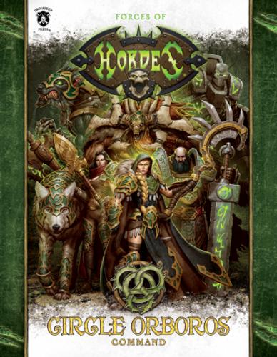 Circle Oroboros Command Book (Softcover)