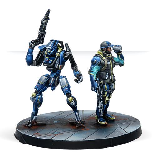 Infinity Alpha Unit (Light Shotgun)