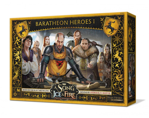 A Song of Ice and Fire Baratheon Heroes #1