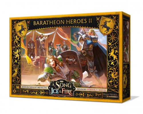A Song of Ice and Fire Baratheon Heroes #2