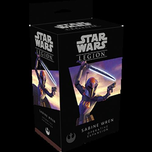 Star Wars Legion Sabine Wren Operative
