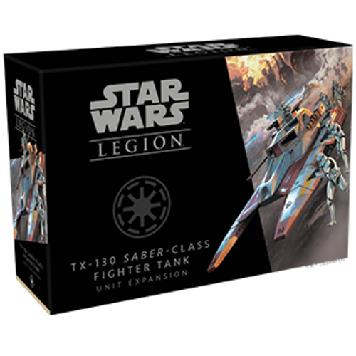 Star Wars Legion TX 130 Saber Class Fighter Tank