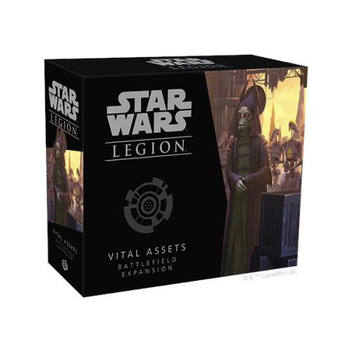 Star Wars Legion Vital Assets Battlefield Expansion