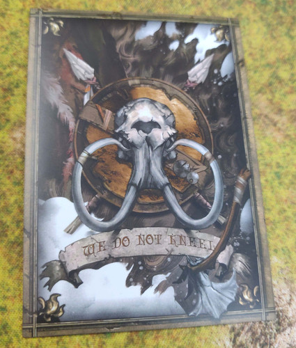 Free Folk Card Sleeves 50pc