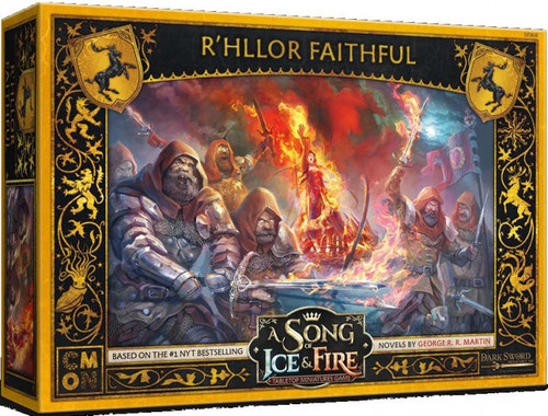 A Song of Ice and Fire R'hllor Faithful