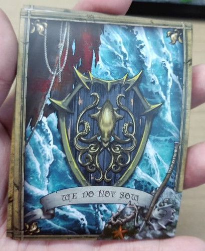Greyjoy Card Sleeve 50pc