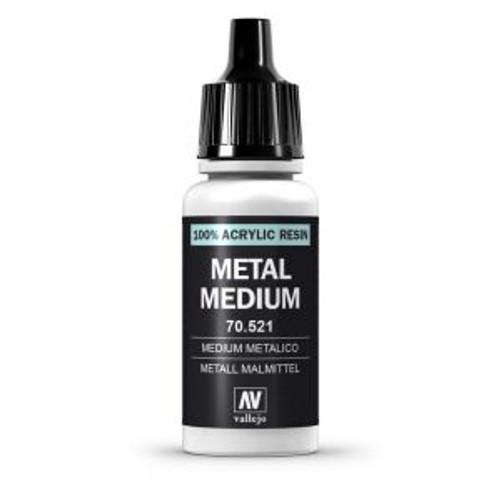 70.521 Vallejo - Metallic Medium 17 ml